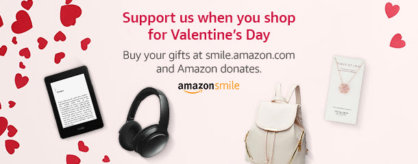 Support us when you shop for your Valentine.